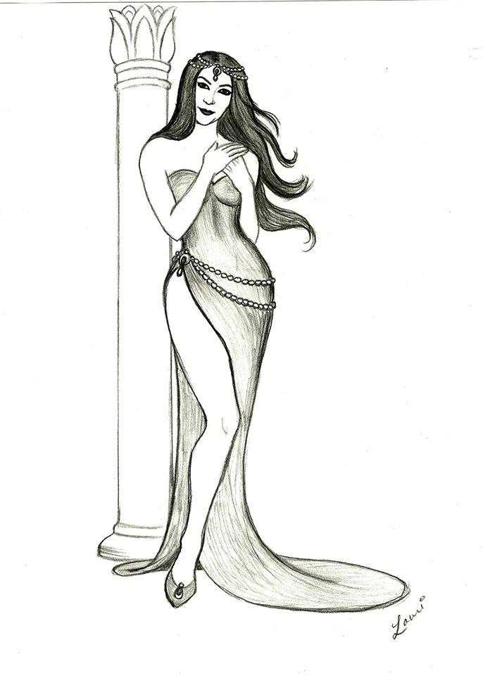 kellie-sketch