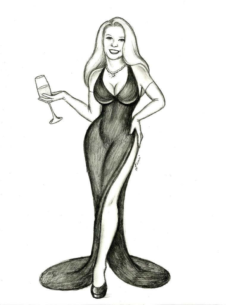 Robyn sketch